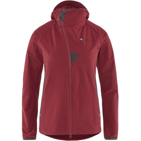 Klättermusen Vanadis 2.0 Jacket Women burnt russet
